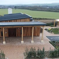 New crematorium for district ready to open its doors for the first time