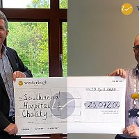 Westerleigh Group donates over £23k to Southmead Hospital to support their COVID-19 Appeal