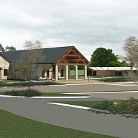 Breaking News, permission gained for new crematorium in Llanmartin, Newport.
