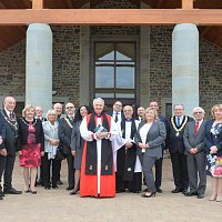 Langstone Crematorium gets official dedication service