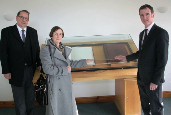 Improvements at Llanelli Crematorium praised.