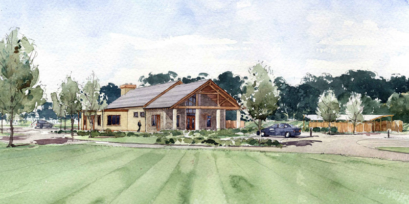 Building Commences On the Latest Westerleigh Crematorium in Caerphilly County Borough