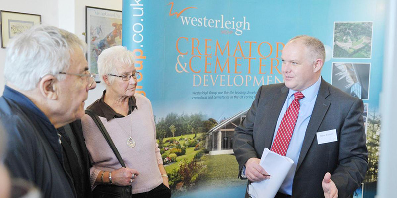 Developers welcome positive response to crematorium plans.