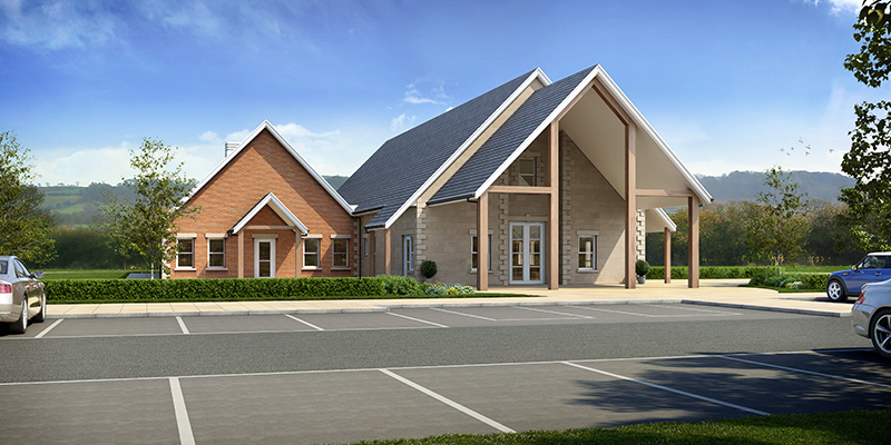 North Wiltshire Crematorium near Royal Wootton Bassett to open its doors on Monday