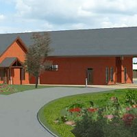 New crematorium to serve the residents of Romsey.