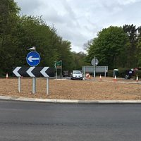 Westerleigh Donate £21,500 Towards Roundabout